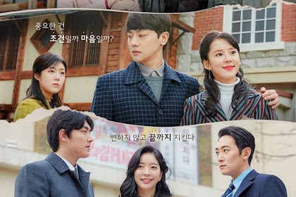 Sinopsis Waves, Waves (2018) - Serial TV Korea