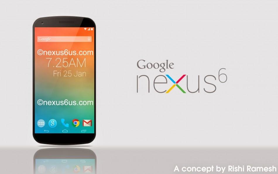 New Nexus 6