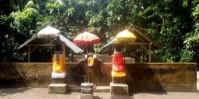 Sumur Kembar di Bali buat ritual mandi telanjang cari pesugihan