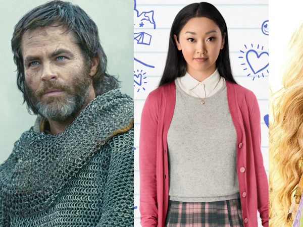 Best Movies of 2018: 'Outlaw King,' 'To All The Boys,' 'Mamma Mia 2' And More!