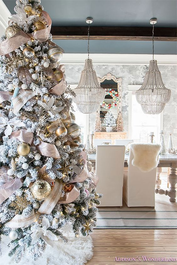 Beautiful Christmas Trees to Inspire Your Tree Decor Ideas