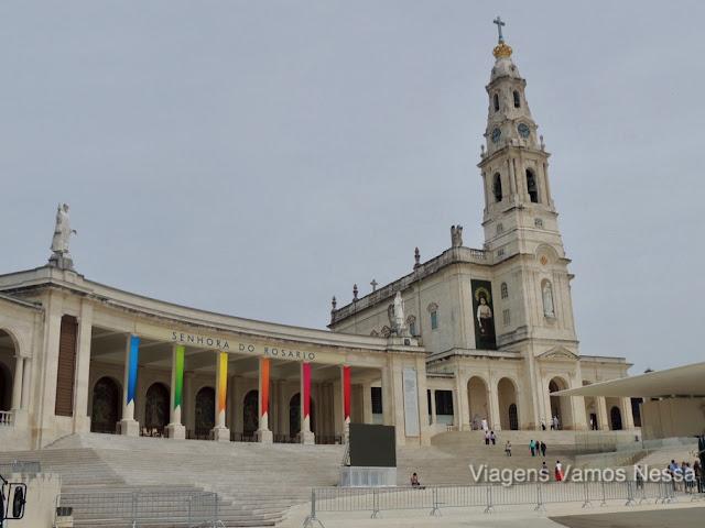 Santuário de Nossa Senhora do Rosário de Fátima