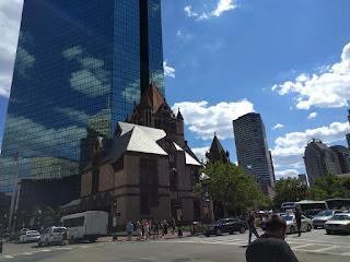 Trinity Episcopal Church, Boston, MA