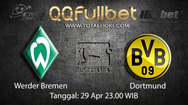 BOLA88 - PREDIKSI TARUHAN BOLA WERDER BREMEN VS DORTMUND 29 APRIL 2018 ( GERMAN BUNDESLIGA )