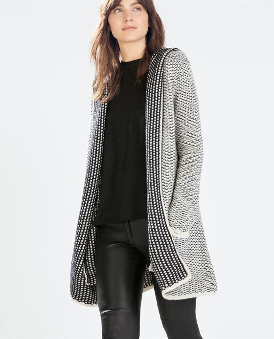 School Run Style Cosy And Chic The Oversized Cardigan