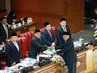 DPR Sahkan RUU Penyelenggaraan Ibadah Haji dan Umrah