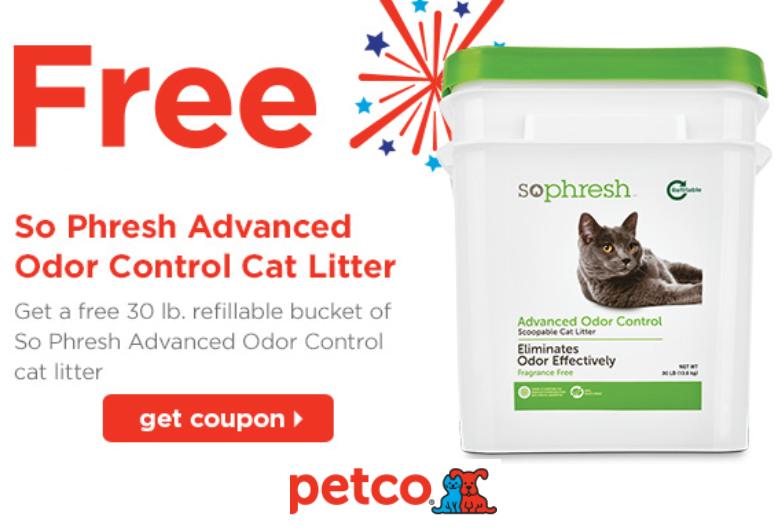 so phresh cat litter coupons