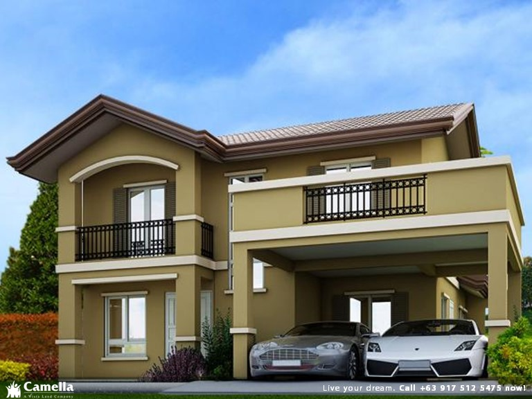 Greta - Camella Bucandala| Camella Affordable House for Sale in Imus Cavite