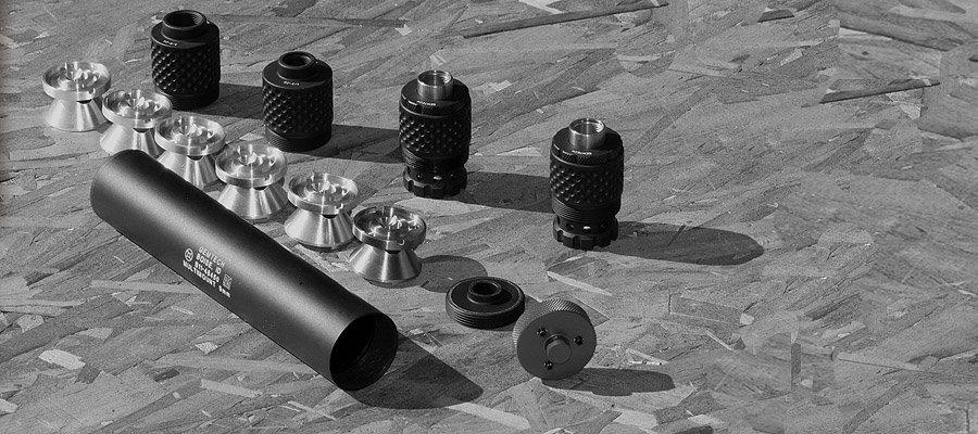131927a8607 Glock 17 Gemtech Multimount 9mm Suppressor - Πώς ο Θόρυβος από Πιστόλι που  Χρησιμοποιεί Σιγαστήρα Ποικίλλει με Διάφορα Φυσίγγια!