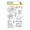 SSS Sketch Ranunculus stamp set