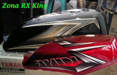 Harga Tangki Rx King Asli