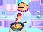 لعبة طبخ الدجاج المكسيسكي