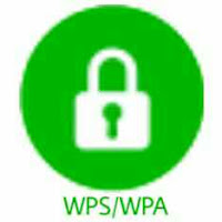Icon Yang Dapat di Bobol WPS WPA Tester