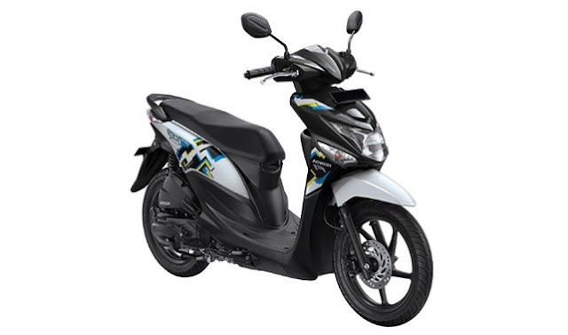 Sepeda Motor Beat Pop eSP
