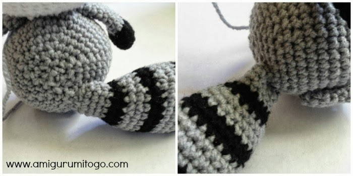 Pocket Raccoon Free Crochet Pattern • Spin a Yarn Crochet | 350x700