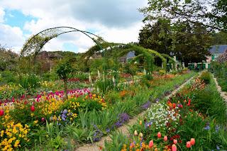 jardins Giverny Monet