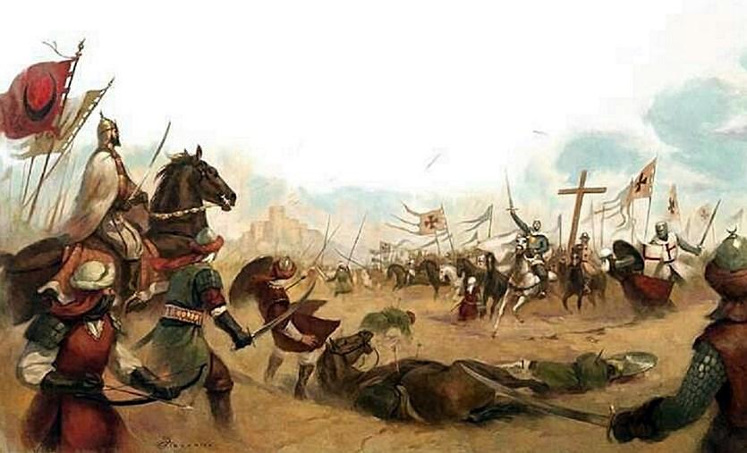 Sejarah dan Peristiwa Perang Salib III : Lion Richard dan Salahuddin al-Ayyubi dan Israel
