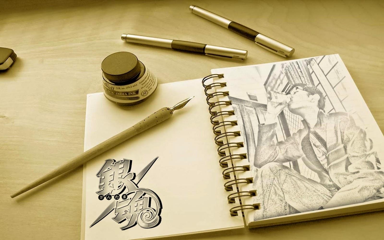 tips photoshop, membuat sketsa pensil photoshop