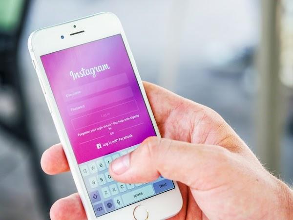 Cara Membuat Akun Instagram di Hp  Dengan Email dan Nomor Telepon