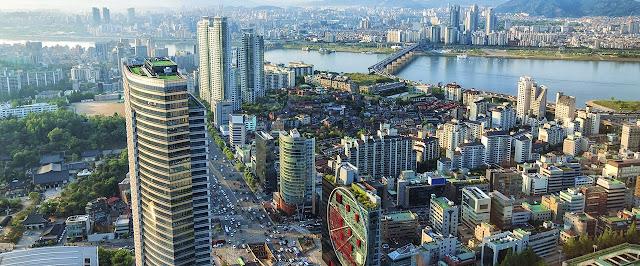 As empresas sul-coreanas estão em chamas. E esta é uma surpresa, dado que, em 1960, a Coreia do Sul era um país extremamente pobre