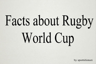 Rugby world Cup, Facts,  history , winners,runners-up, list