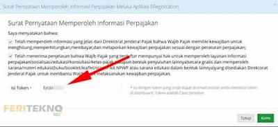 cara membuat npwp online 12