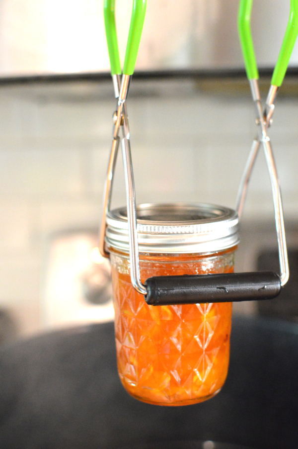 How to Make and Preserve Mango Jam