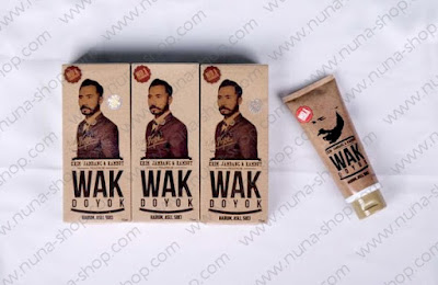 Penumbuh Kumis Wak Doyok Jakarta Cream Penumbuh Jambang Hologram