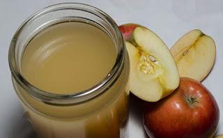 طريقة صنع خل التفاح في البيت
