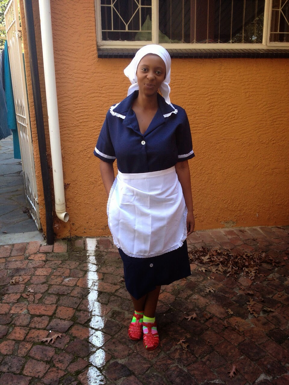 South African Maid Porn