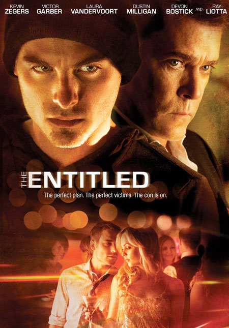 The Entitled [El Titulo] 2011 [DVDR Menu Full] Español Latino [ISO] NTSC