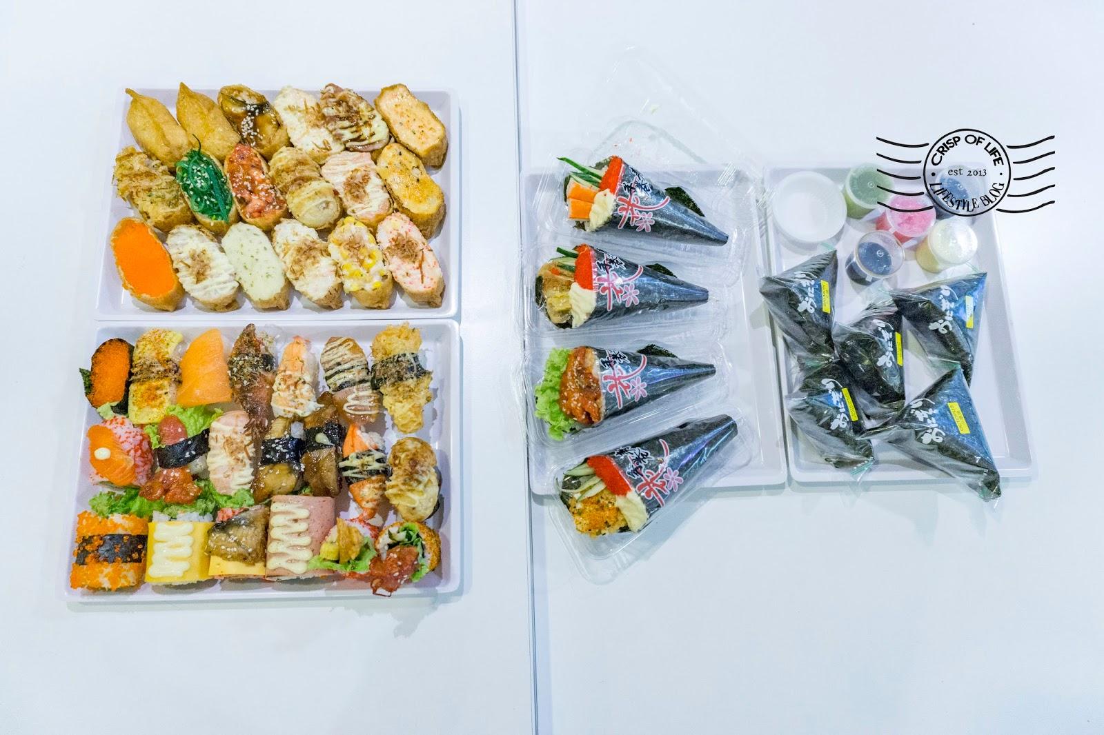 Empire Sushi @ Gurney Plaza, Penang