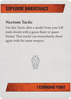 Tácticas Necrones