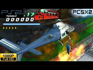 City Crisis (Syscom Entertainment) ps2