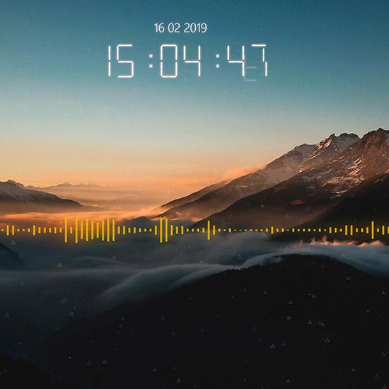 Rhazzel 4k Audio Responsive Wallpaper Engine