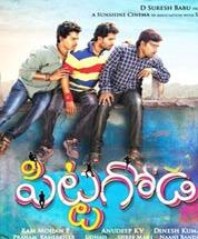 Pittagoda (2016) Telugu DVDRip 700MB