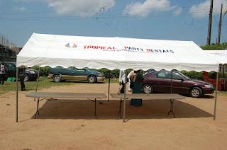 12 by 20 Royal canopy  at N4000