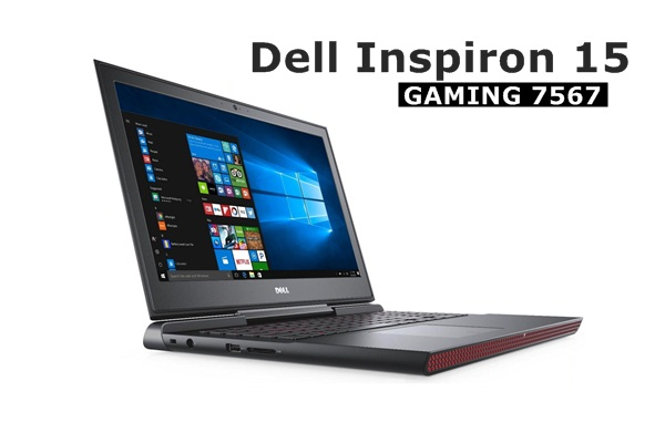 Dell Inspiron 15 Gaming 7567