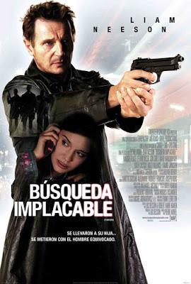 Busqueda Implacable – DVDRIP LATINO