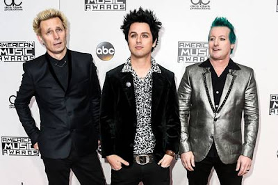 Band Alternative Rock Barat Terbaik Green Day