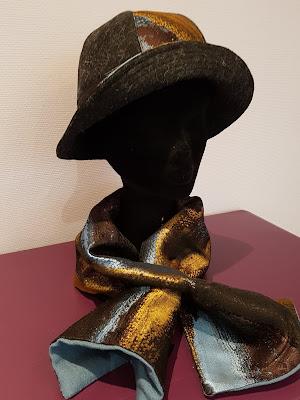 Patouche Chapeaux cloche feutre de laine chapeau hiver