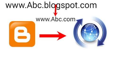 Blogger में Custom Domain name कैसे Add करें | .blogspot.in ->.com