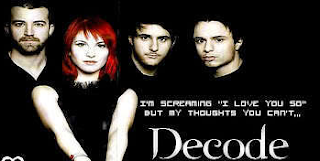 Chord Gitar Paramore - Decode