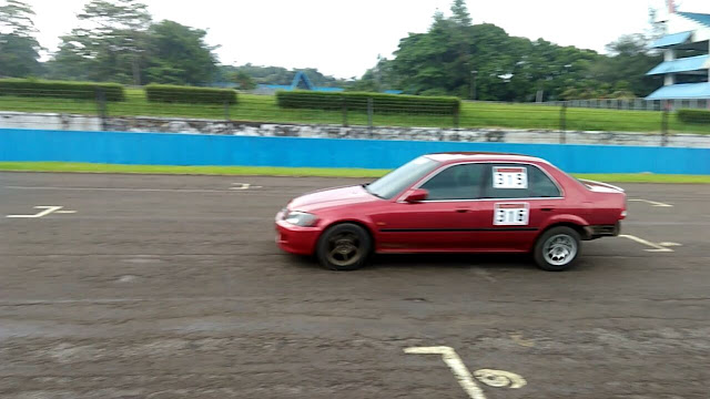 Honda City Z Drag Race 2017