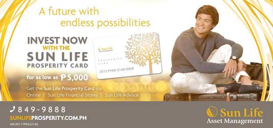 FTW! Blog, www.zhequia.com, #FTWBlog, #sunlife, #sunlifeprosperitycard, #invest, #SunlifeFinancial, #sunlifeAssetManagement,