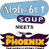 Alphabet Soup Meets The Phoenix Comic!
