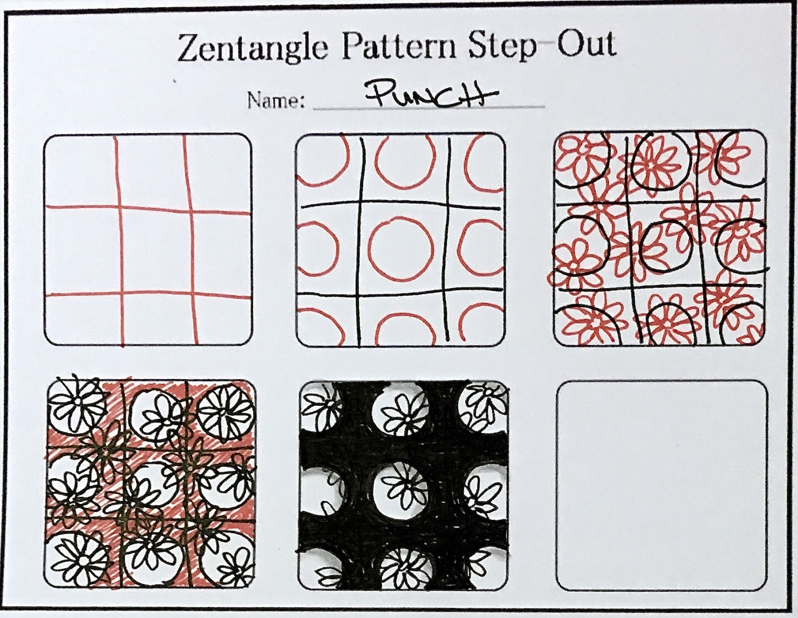 Zentangle Pattern Best Design Ideas