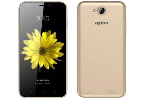 Spesifikasi dan Harga Axioo Picophone M4P, Ponsel Android Lollipop RAM 2 GB Satu Jutaan