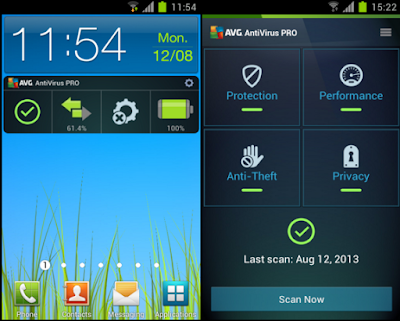 Free Download AntiVirus PRO Android Security v5.5.0.1 APK