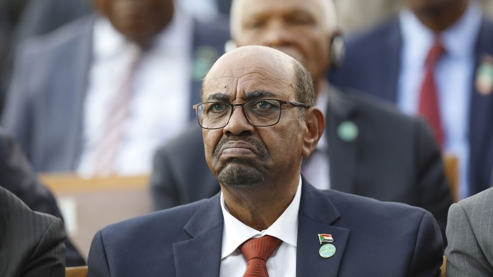 Omar Al Bashir Government Steps Down After  long 31 Years